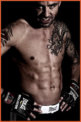 RFC 34 ITS TIME: Official Card   MMA Freak